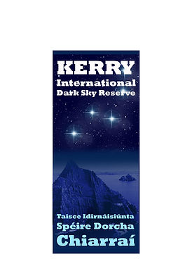 Skelligs, Kerry Dark Sky Reserve