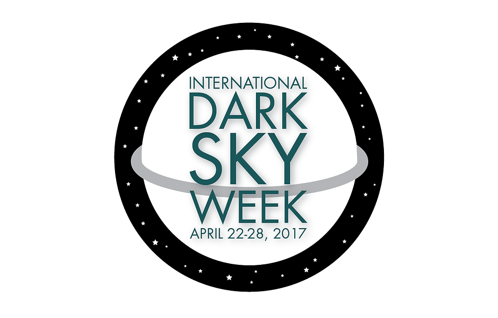 Logo courtesy of the IDA Darksky.org