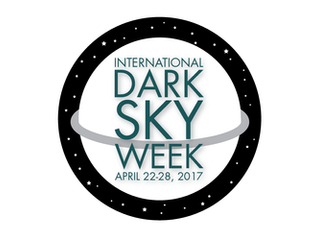 Yes we will be celebrating Dark Sky Week