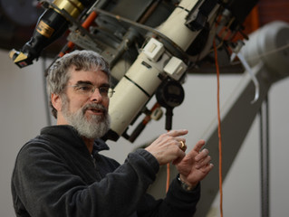 The Pope's Astronomer to visit Kerry International Dark Sky Reserve in Oct 2017