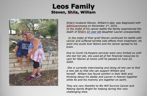 Leo's Family