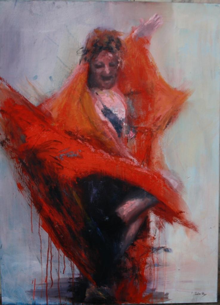 Flamenca. No Disponible