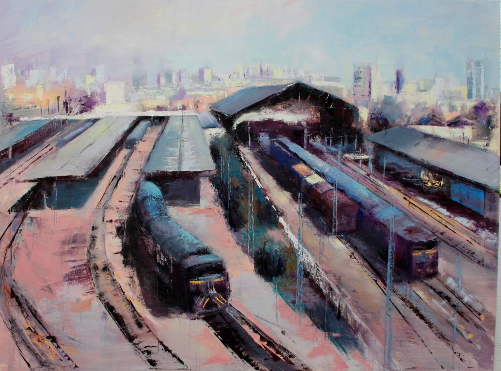 Estación de Cádiz- antigua