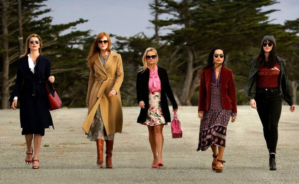 Cast of Big Little Lies
