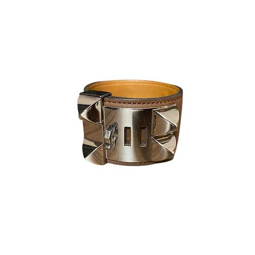 Hermès Leather Collier de Chien