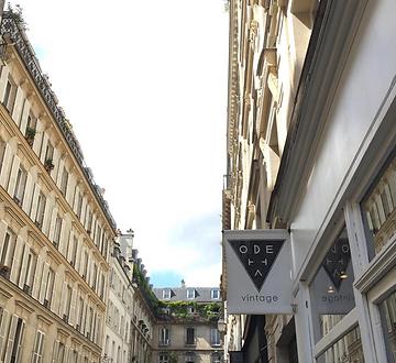 Paris Guidebook Designer Consignment | La Cocaigne