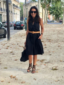 Leticia Gonzales Fashion Stylist in Paris