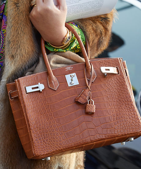 Addicts Only - Hermes bag w_ fur coat.jp