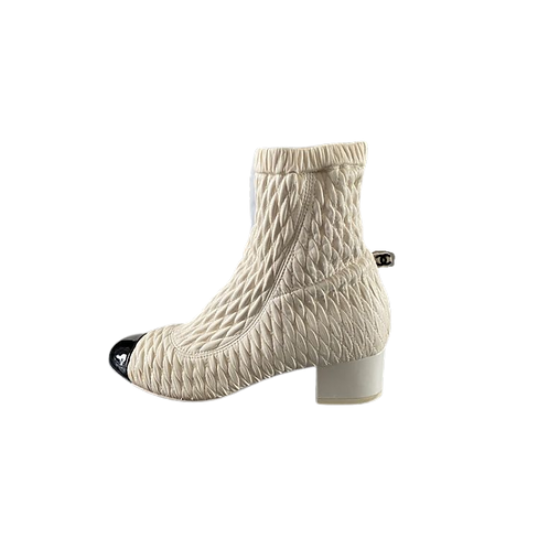 Chanel Booties - 37.5
