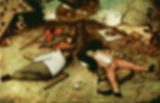Land of Plenty, Pays de Cocagne, Peter Bruegal