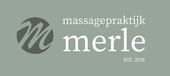 Massagepraktijk Merle logo
