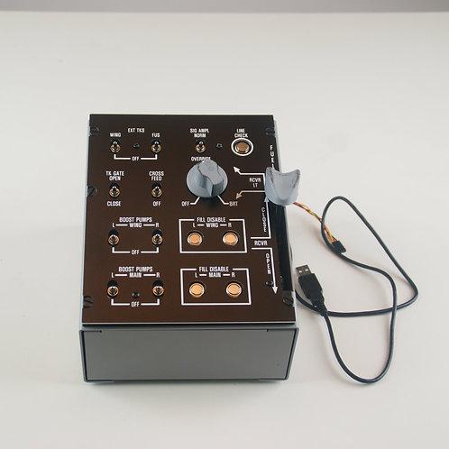Fuel System Control Panel