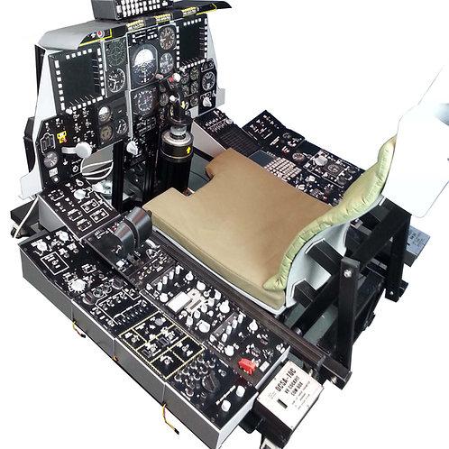 DCS A-10C VR Cockpit Full Set