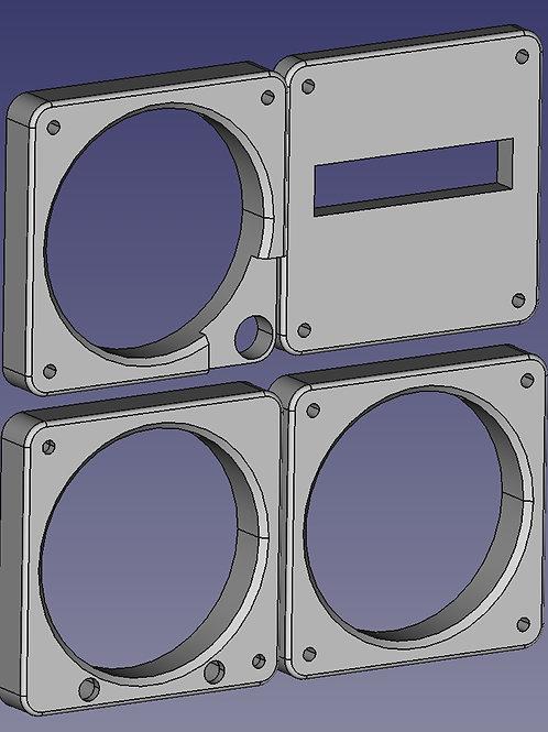 A-10C Front Panel SAI,AOA,Clock,UHF Repeater