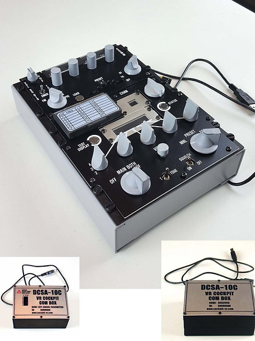 VHF1,UHF Radio T/R set---Starter Kit
