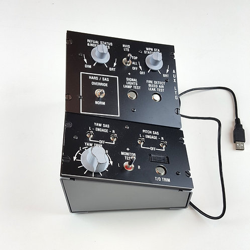 ALCP_SAS Control Panel