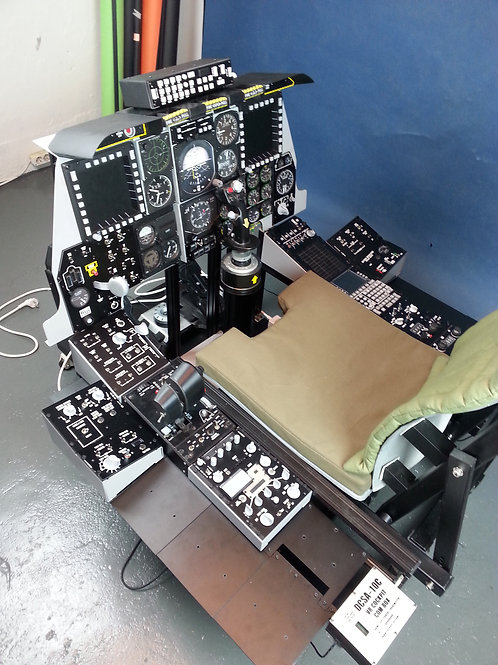DCS A-10C VR Cockpit Essential set