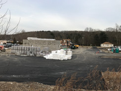 2/4 of our walls are up!