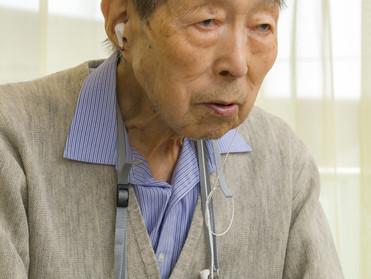 101歳の牧野さん