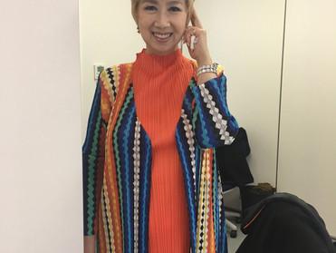 瀬川瑛子さんの取材