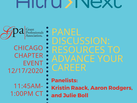Panel Discussion: Resources to Advance Your Career