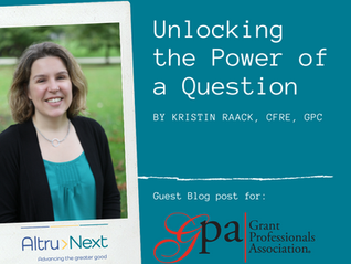 Unlocking the Power of a Question