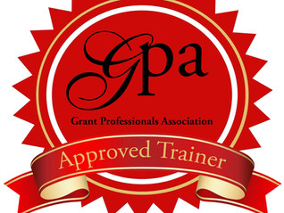 GPA Approved Trainer Announcement