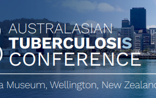 Australasian Tuberculosis Conference, Wellington NZ August 2018