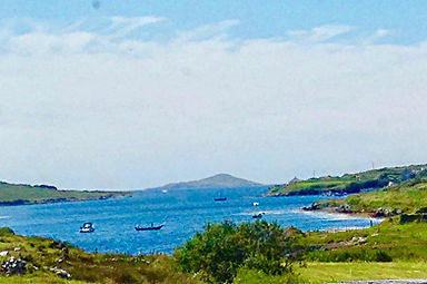 Home Port, Kingstown Bay, Clifden, Co. Galway.