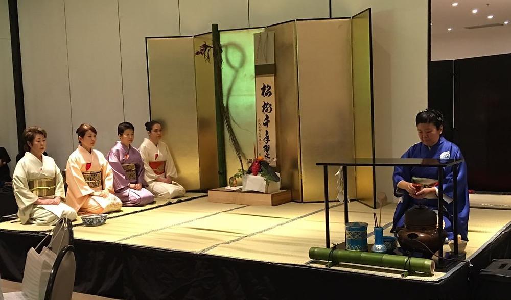 Iumi Takeda - Cerimônia do Chá