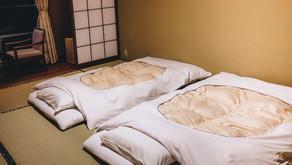 Quais os principais meios de hospedagem no Japão?