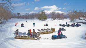 O que fazer no Japão durante o inverno?