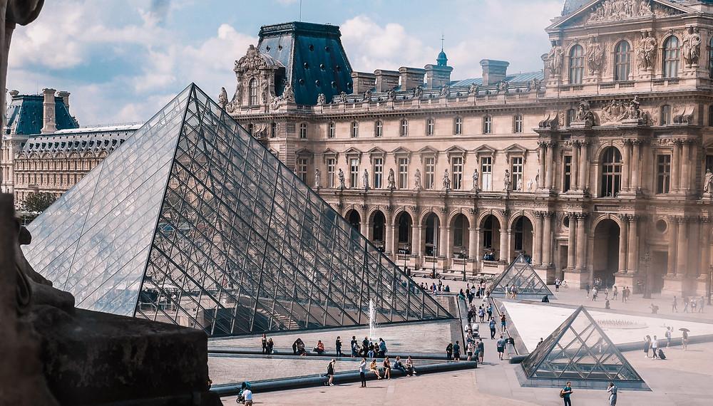 Museu do Louvre (Foto: Pexels)