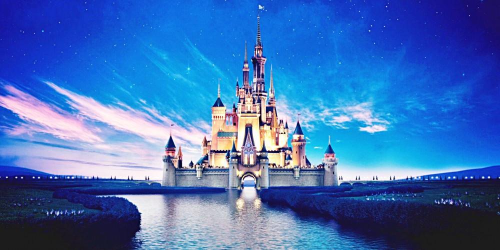 Il castello della Walt Disney