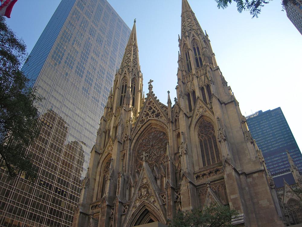 La Cattedrale di St. Patrick a New York