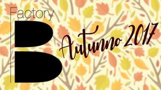 Programmi d'autunno