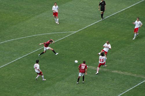 Un'immagine da Torino-Cremonese, 28 maggio 2006