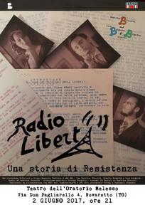 Radio Libertà al Teatro Melesso di Novaretto