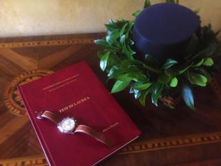 Un orologio per il tempo passato