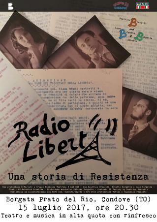 Radio Libertà a Prato del Rio