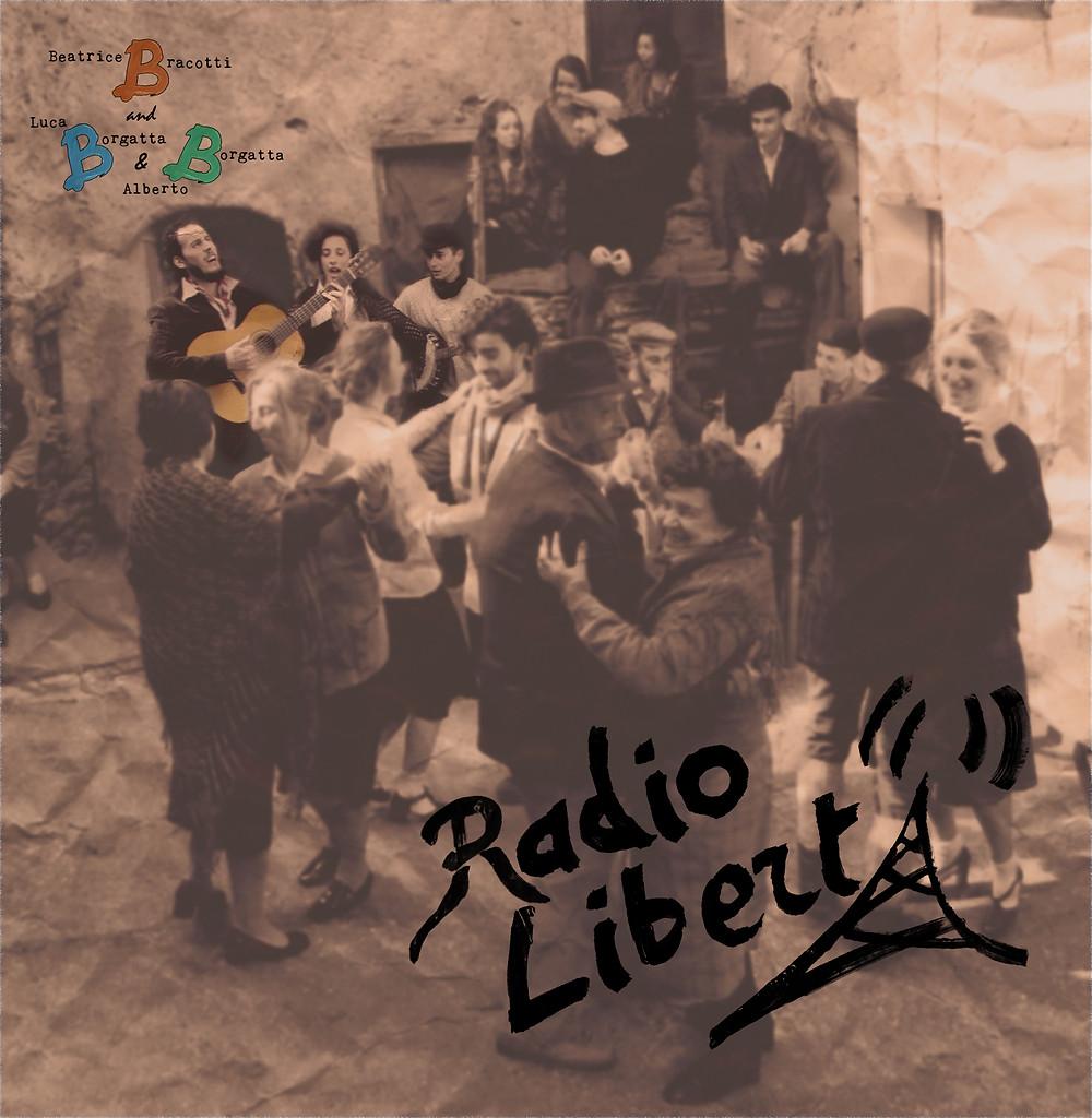 La cover di Radio Libertà
