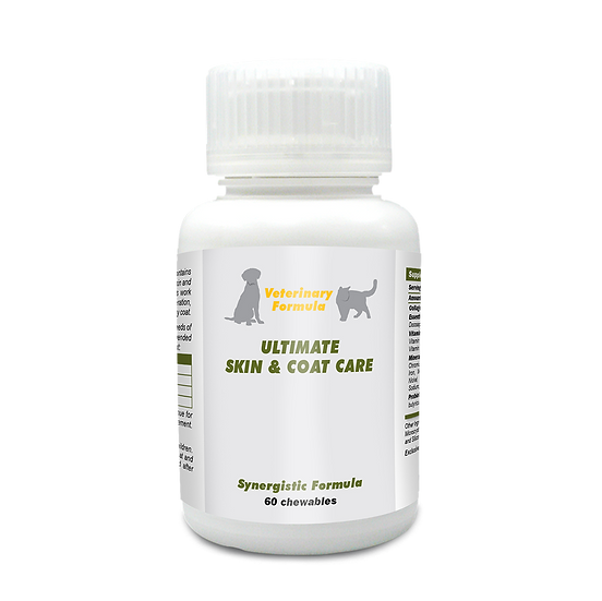 Ultimate Skin & Coat Care Tablet