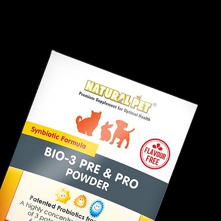 NP BIO-3 Pre & Pro Powder (Flavour Free)