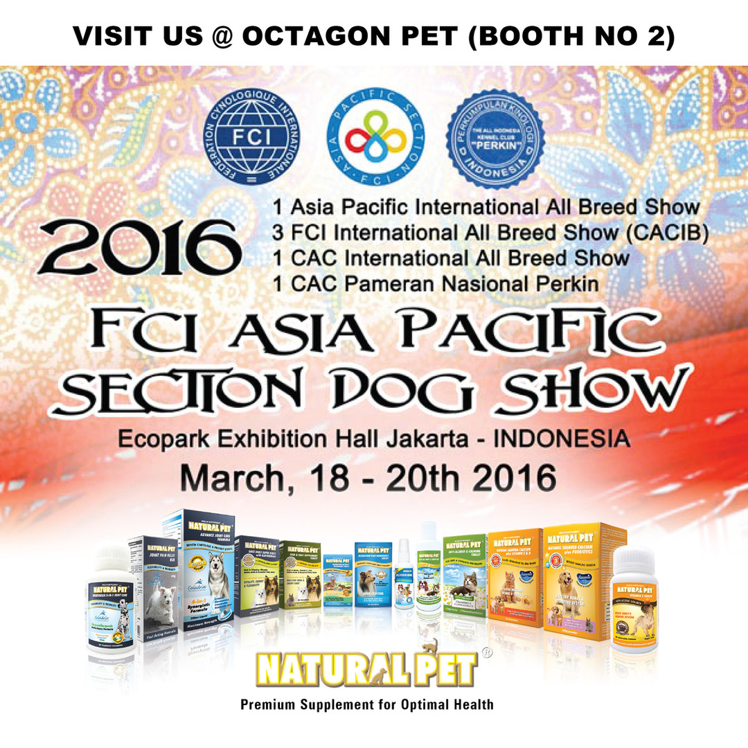 Octagon Pet Show | March 2016