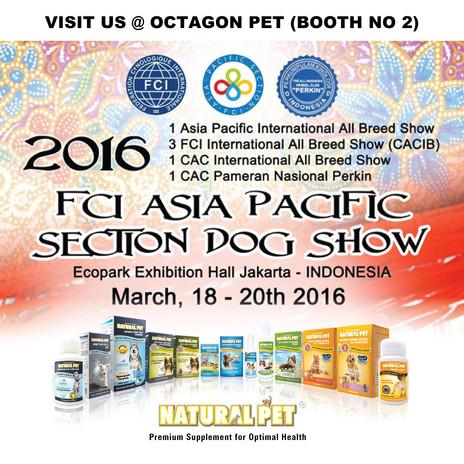 Octagon Pet Show | March 2016