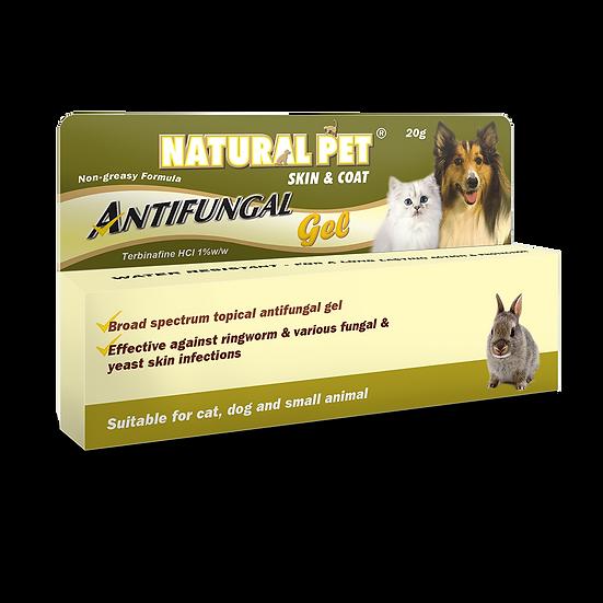 Natural Pet Skin & Coat Antifungal Gel