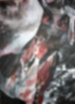 Heartbreaker Acryl auf Leinwand/ 120x90cm