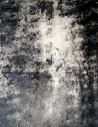 Licht und Dunkelheit Acryl auf Leinwand/ 100x70cm