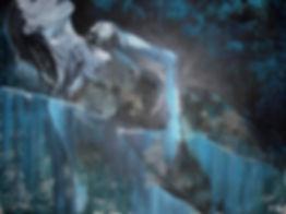 Body ´nsoul Acryl auf Leinwand/ 120x90cm