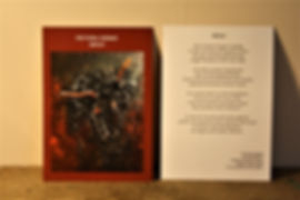 Kunstkarte MULO DIN A6/ beidseitig bedruckt 2,50-€ plus Versand